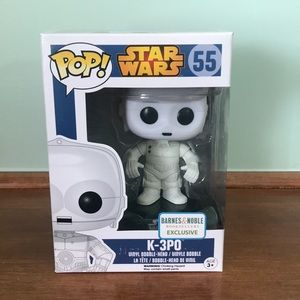 Funko Pop Star Wars K-3PO #55 Exclusive